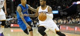 Mavericks survive obstacles in win over Cleveland