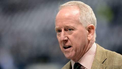 How many times will Archie Manning be shown on TV during the game?