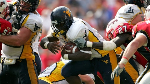 Jason Gwaltney | RB 2005 | West Virginia