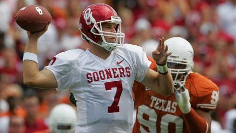 Rhett Bomar   QB 2004   Oklahoma