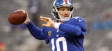 Giants QB Eli Manning to undergo ankle surgery