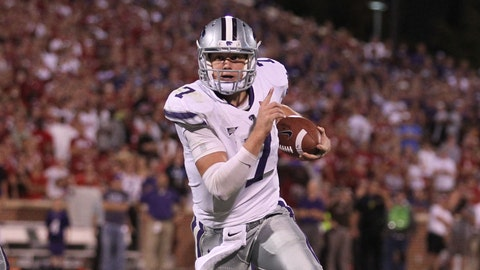 Collin Klein | 2008 | 2-star QB | Kansas State