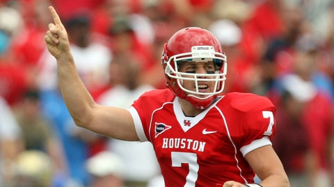 Case Keenum | 2006 | 2-star QB | Houston