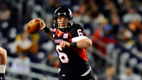 Jordan Lynch | 2009 |  2-star QB | Northern Illinois