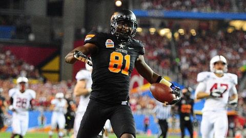 Justin Blackmon | 2008 | 3-star WR | Oklahoma State