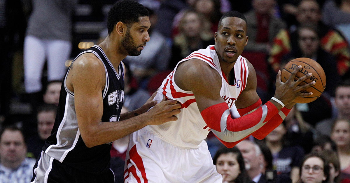 Dwight Howard is expected to return tonight to face Duncan ...