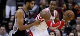 Rockets rally for win over Spurs