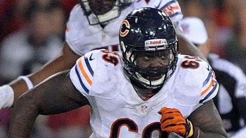 Henry Melton, DT, Bears