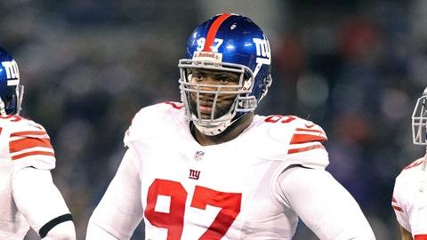 Linval Joseph, DT, New York Giants