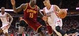 Lin has triple-double as Rockets down Cavs