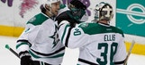 Stars kick off road trip with solid win in Anaheim
