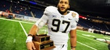 Pittsburgh DT Aaron Donald becoming a popular name connected with the Dallas Cowboys