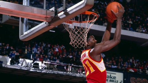 Dominique Wilkins, SF, 1982-99