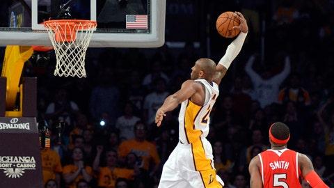 Kobe Bryant, SG, 1996-2016
