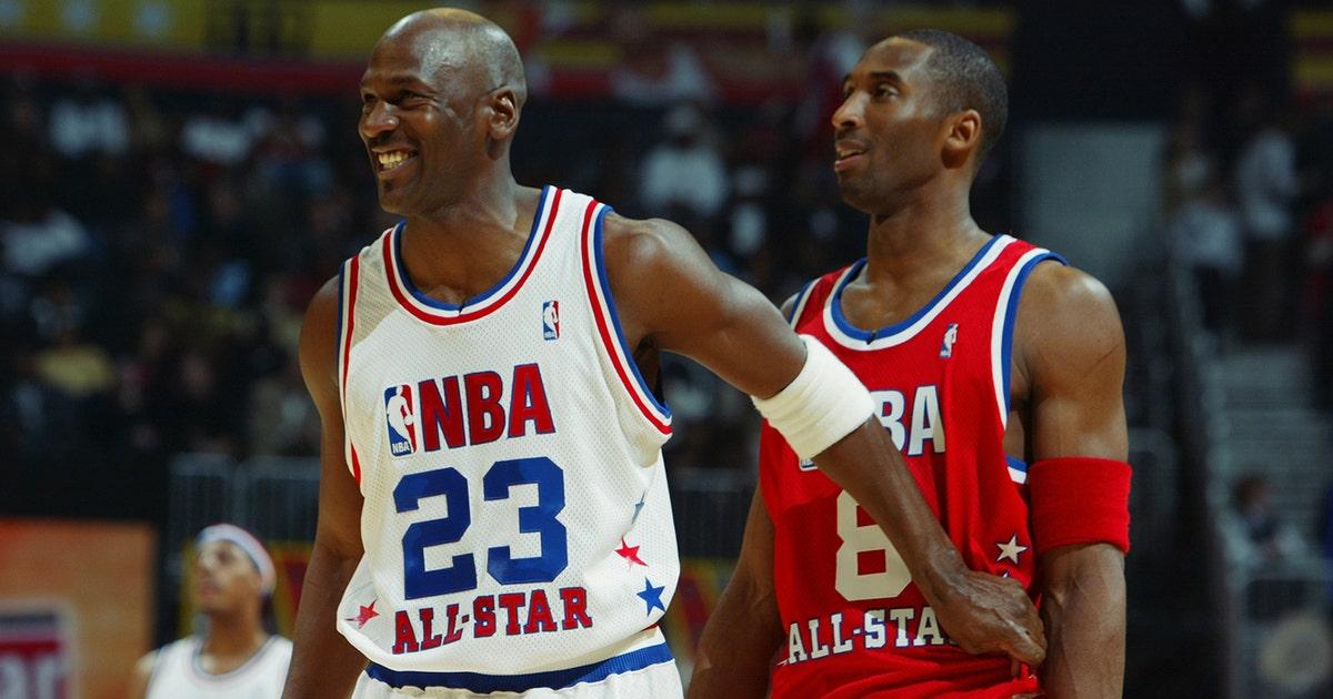 26486f9b6 Michael Jordan  Kobe and I are friends