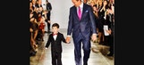 Manziel attends charity fashion show for young cancer survivor