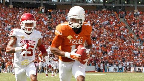 Mike Davis, Texas