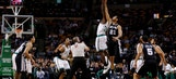 Duncan carries Spurs to win over Celtics