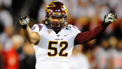 Carl Bradford, Arizona State (6-1, 241)