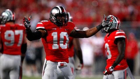 Ryan Shazier, Ohio State (6-2, 226)