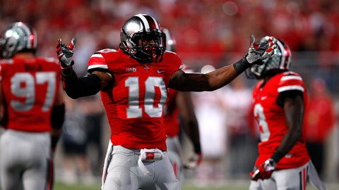 Ryan Shazier, Ohio State (6-2, 226)