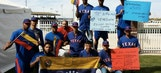 Several Rangers show support for Venezuela