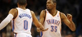 Thunder's dynamic duo appear to have All-Star starting jobs locked up