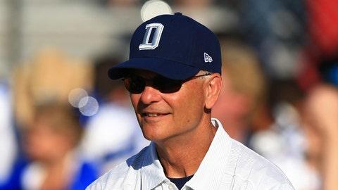 New Cowboys defensive coordinator Rod Marinelli on the new role for former defensive coordinator Monte Kiffin