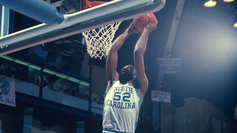 No. 10 North Carolina 78, Duke 76 (Dec. 5, 1980)