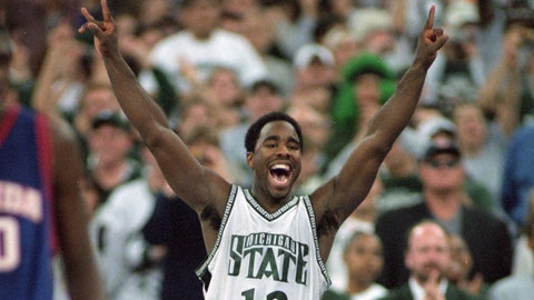 Mateen Cleaves, Michigan State, 2000