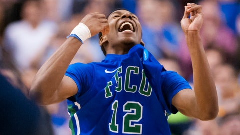 No. 15 Florida Gulf Coast (2013, Sweet 16)