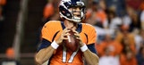 Report: Texans inquire about Broncos' backup Osweiler