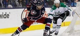 Another slow start costs Stars in road loss to Jackets