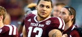 Report: Aggies WR Mike Evans signs with Cash Money Sports