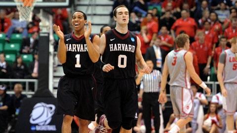 No. 14 Harvard vs. No. 3 New Mexico (2013)