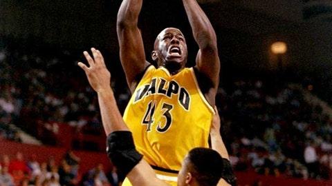 No. 13 Valparaiso vs. No. 4 Mississippi (1998)