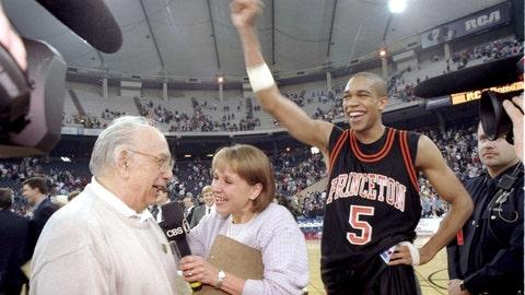 No. 13 Princeton vs. No. 4 UCLA (1996)
