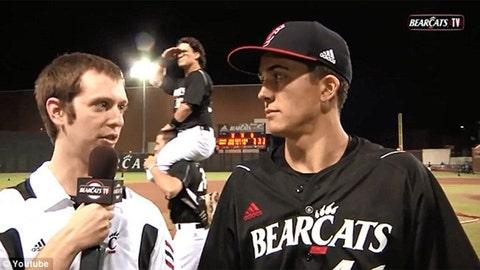 Cincinnati Bearcats baseball