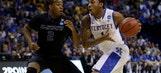 No. 9 seed Kansas State falls to Kentucky