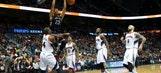 Davis, Pelicans finish strong, beat Hawks