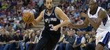 Spurs beat Kings for 12th straight win