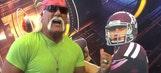 How good is Johnny Manziel? Just ask Hulk Hogan