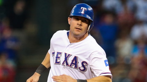 Michael Young | Rangers 7-time All-Star | 2004-09, 2011