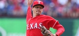 Pitching clunker dooms Rangers against Phillies