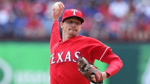 Tanner Scheppers, pitcher
