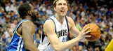 Curry leads Warriors past Mavericks