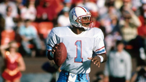 Warren Moon, 291 TDs