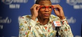 Thunder's Westbrook getting his own line of underwear