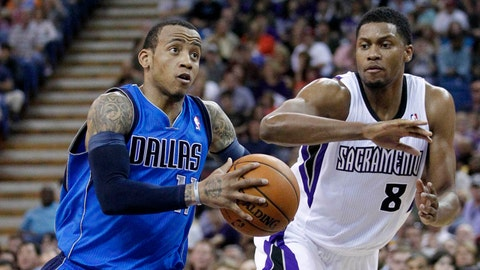 Monta Ellis, No. 11, shooting guard.