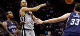 Report: Spurs G Tony Parker scheduled for MRI on back